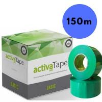Zaļa iepakošanas līmlente Activa 150m