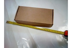 Kartona kaste 210x98x49 mm