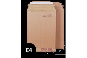 Brūna Kartona Aploksne E4 305x415+52mm