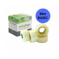 Caurspīdīga līmlente 48MM X 66M - ACTIVATAPE BASIC