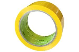 Dzeltena iepakošanas līmlente ACRYL  - 1gab.