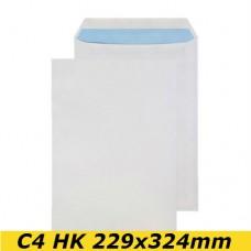 Papīra Aploksne C4 HK 229X324mm balta