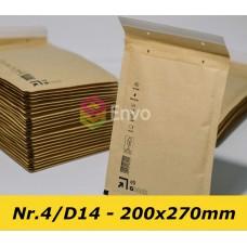 Polsterēta aploksnes 4D - 200X275mm