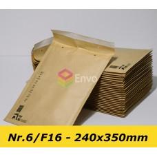 Polsterēta aploksnes 6F- 240X350mm