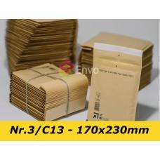 Polsterēta aploksnes 3C - 170X225mm