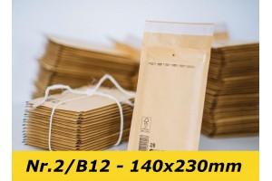 Polsterēta aploksnes B/12 - 140X230mm