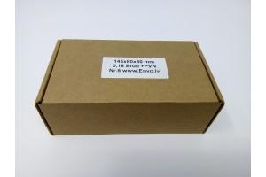 Kartona kaste 145x80x50 mm