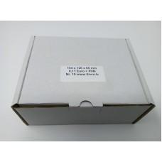 Kartona kaste 154x126x65 balta