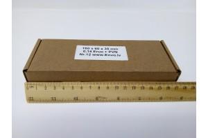 Kartona kaste 160x60x35 mm